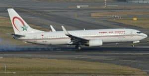 voler avec son chien avec Royal Air Maroc
