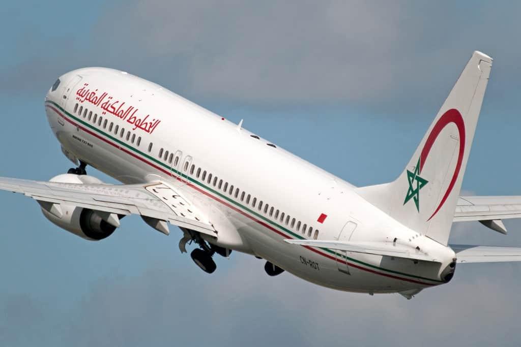 les animaux et Royal Air Maroc